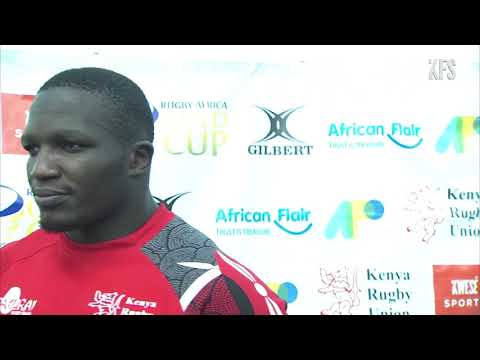 Highlights and reactions - Rugby Africa Gold Cup: Kenya vs Tunisia (11 08 2018)