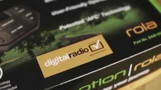DABmotion ROLA in car digital radio (DAB) upgrade adaptor