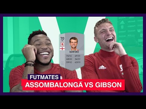 FIFA FUTMATES: Assombalonga & Gibson