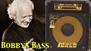 MarkBass Bassamp Jeff Berlin - Rezension bei Bobbys Bass