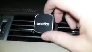 Onetto Easy Clip Vent Magnet Mount - магнитный держатель в вентиляцию(, 2016-10-05T13:58:04.000Z)