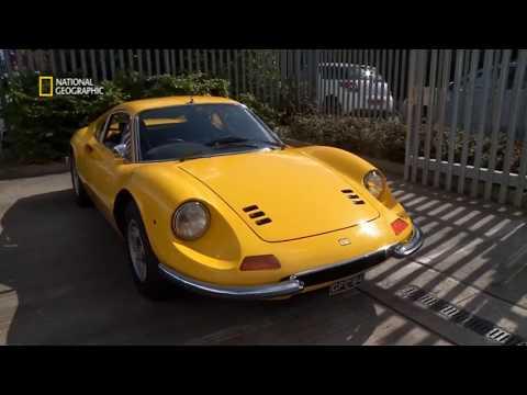I maghi del garage - Fiat Dino