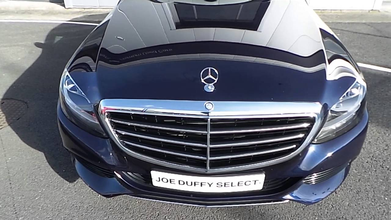 142mh176 2014 mercedes benz c class c220 cdi bluetec exclusive at joe d youtube. Black Bedroom Furniture Sets. Home Design Ideas