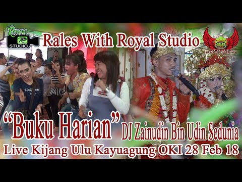 """Happy Wedding DJ Viden & VJ Tata"" RALES Live Kijang Ulu OKI (28/02/18) Created By Royal Studio"