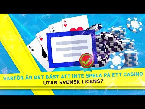 Casino utan Svensk Licens och Spelpaus ᐉ Lista 【2021】 video preview