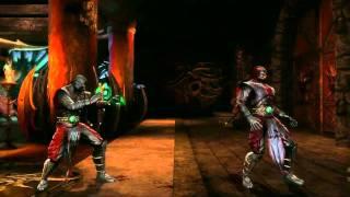 AH Guide: Mortal Kombat 9 - Babalities Part 1   Rooster Teeth