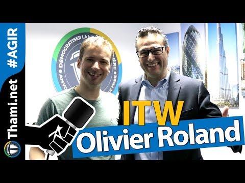 Olivier Roland, auteur du Best Seller 📚: « Tout le monde n'a pas eu la chance de rater ses études »