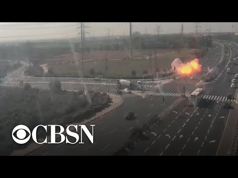 Israel Kills Top Palestinian Militant In Gaza As Violence Escalates