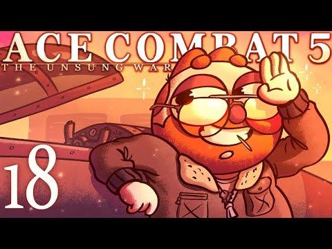Ghosts Of Razgriz | Ace Combat 5: The Unsung War | Mission 23- 24