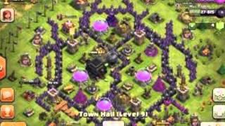 Clash of Clans - Les 10 villages les plus drôles