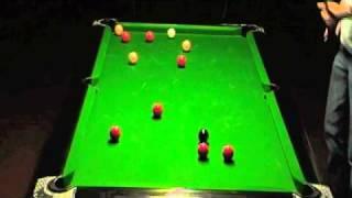UK 8 ball, Dry Break & Run, World Rules, Darren Edmonds