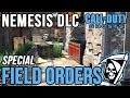 COD Ghosts: Nemesis DLC All Special Field Orders in New Maps