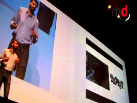 """Rui Pereira (Lab, Havas Worldwide) en Día C: """"Interacciones experimentales"""""""