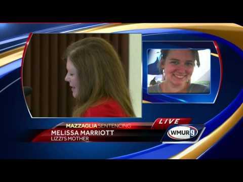 Raw Video: Lizzi Marriott's mother delivers victim impact statement