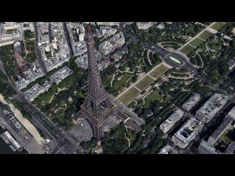 French firm maps cities in super-detailed 3D