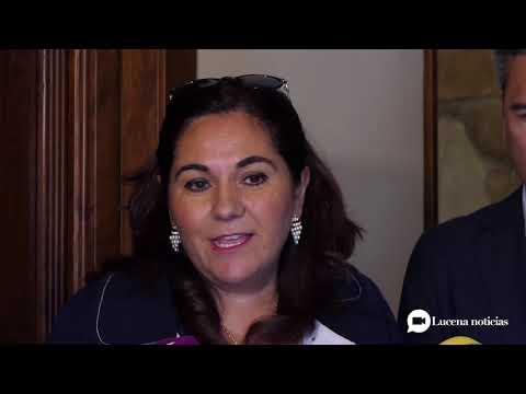 VÍDEO: El PP presenta en Lucena sus medidas de apoyo al sector empresarial para las elecciones del 10N