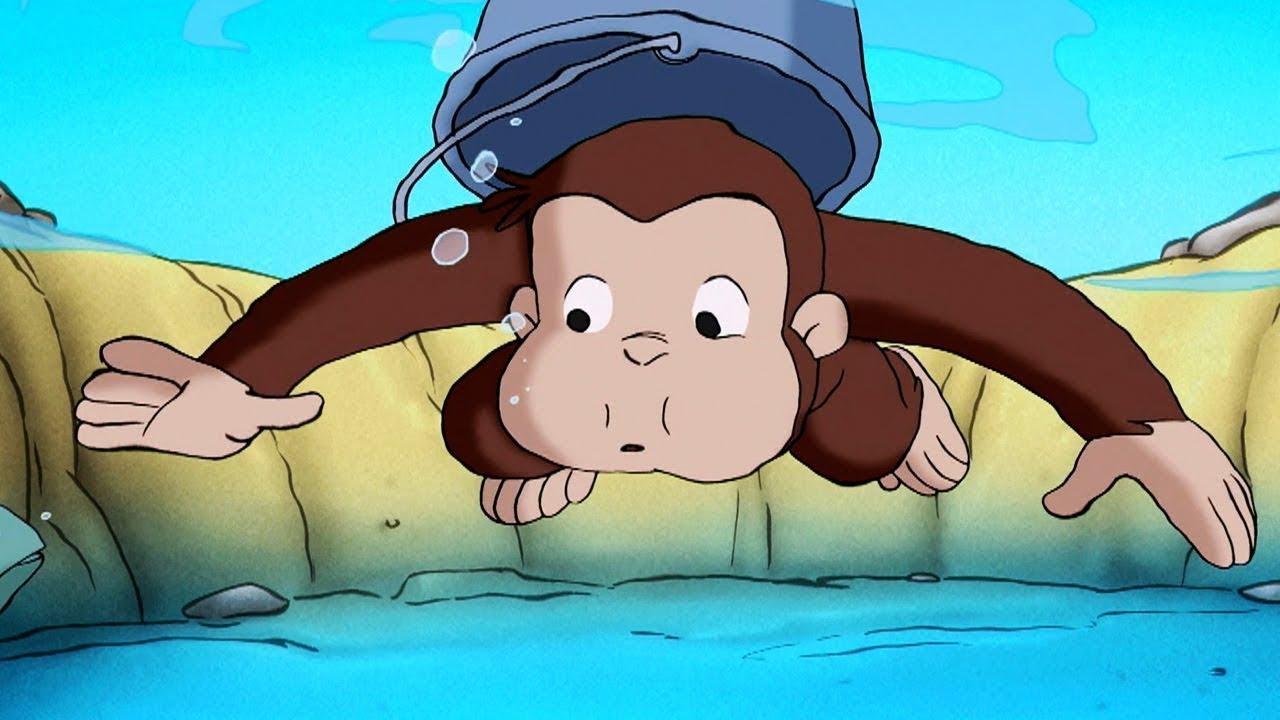 Download Coco der Neugierige Affe 🐵 Rettet Einen Fisch 🐵 Cartoons für Kinder🐵 Coco der Affe Ganze Folgen