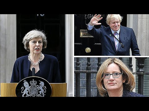 Theresa May's Cabinet: how the appointments unfolded