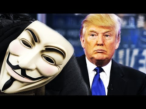 Thumbnail: Anonymous - Message to the president of the United States (Donald Trump)