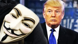 Anonymous - Message to the president of the United States (Donald Trump)