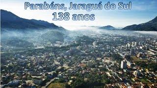 138 anos de Jaraguá do Sul