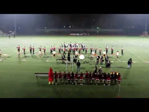 """Kearny High School Marching Unit Preforming """"Sway""""- KHS Senior Farewell"""