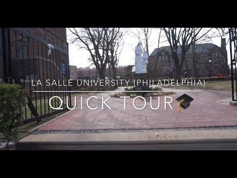 La Salle University| Quick Tour( Philly)