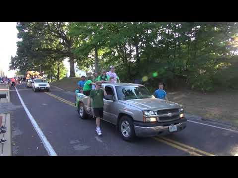 Mehlville High School Homecoming Parade Sept. 15 2017