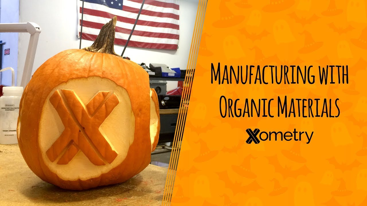 Manufacturing with Organic Materials