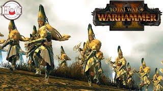 Live Battles - Total War Warhammer 2 - Online Battle 133