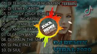DJ TERBARU 2021 - DJ TIKTOK TERBARU 2021 - DJ VIRAL TERBARU 2021 - DJ TERCIDUK DI PENGINAPAN