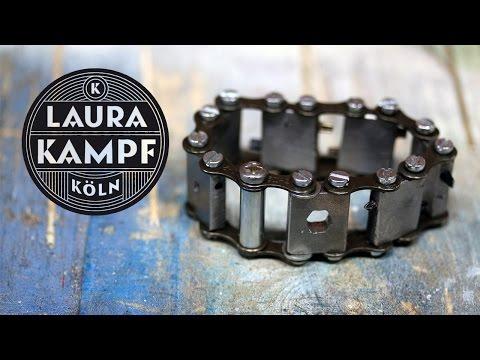 Homemade Multitool Wristband (Leatherman Tread Inspired)