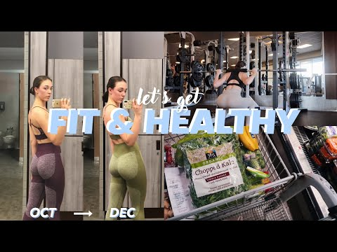 HOW TO GET FIT FOR 2020 | I saw more progress in 2 months than 2 years!