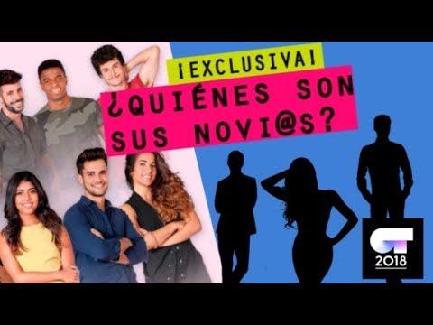 ¡EXCLUSIVA! TODOS Los NOVIOS De Los CONCURSANTES De OT2018 #OTDirecto29SEP #SALSEOT