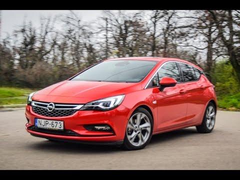 Тест: Opel Astra поколения K