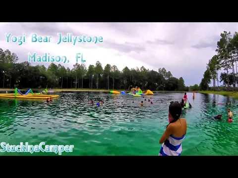 Yogi Bear Jellystone Campground - Madison, FL