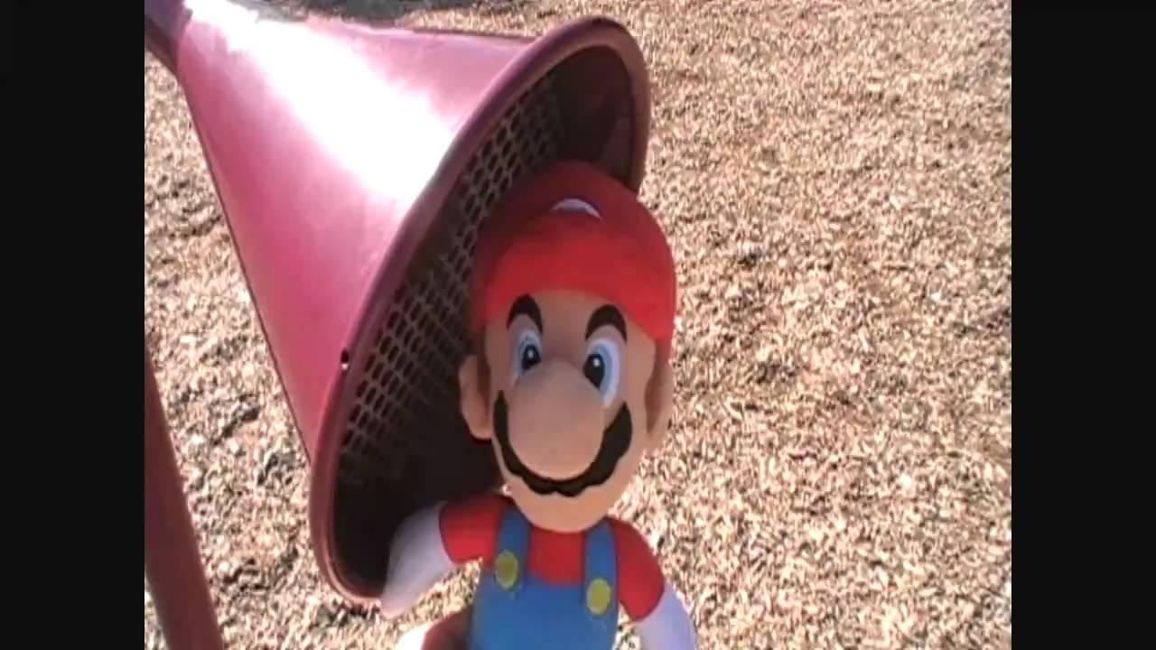 Mario Amp Luigi Go To The Park Youtube