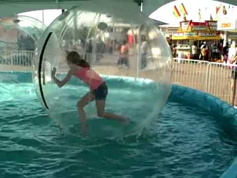 water bubble ball