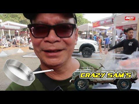 SYAMSIR ALAM CERITA BIKIN MOBIL BARU | CRAZY SAM'S REBORN