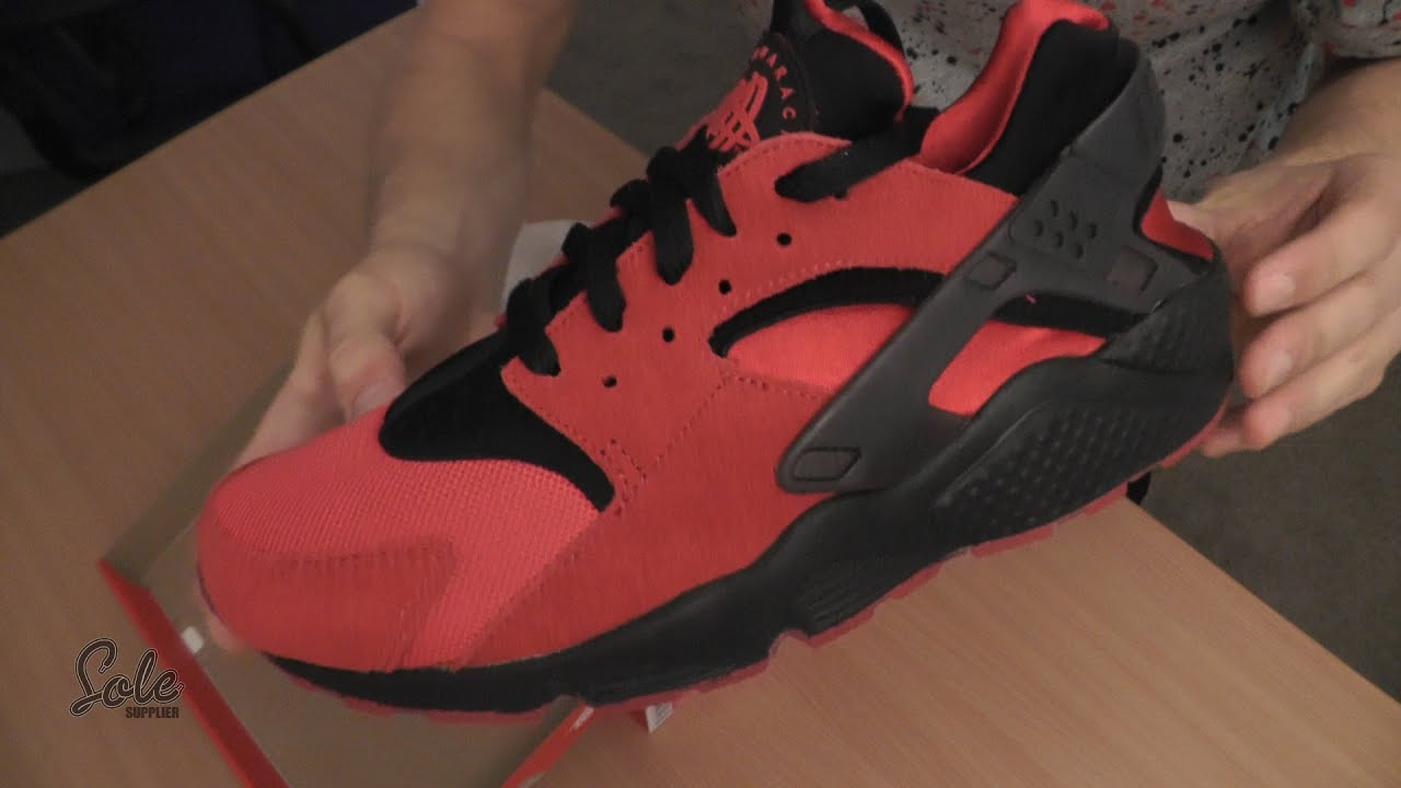 buy online 649ad aaab2 Nike Air Huarache QS Love Unboxing   Review