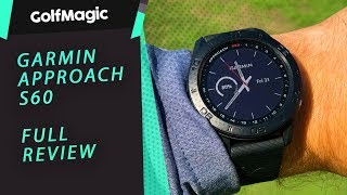 Garmin Approach S60 Review | How to get the best out of your GPS.
