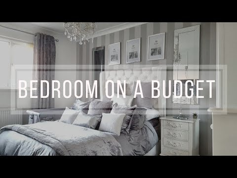 Bedroom on a budget  / bedroom ideas