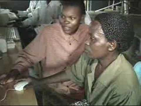 Bridging the Digital Divide in Uganda