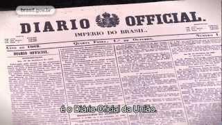 Diário Oficial da União completa 150 anos