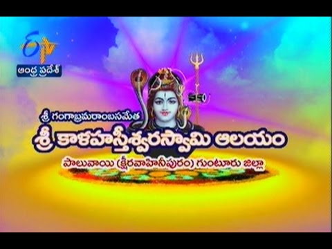 Teerthayatra - Sri Kalahasteeswara Swami Temple Paluvai in Guntur - 11th April 2016 - తీర్థయాత్ర –