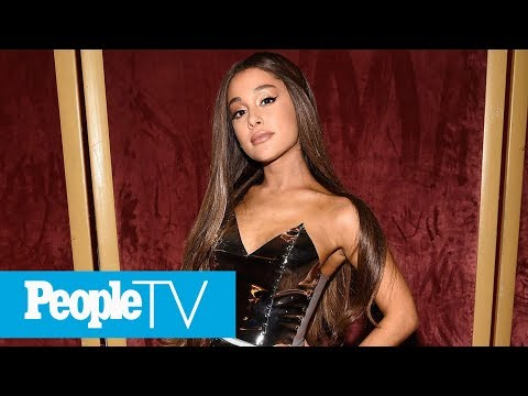 Ariana Grande Is Back To Work After Engagement But Remains Mum On Pete Davidson Split | PeopleTV