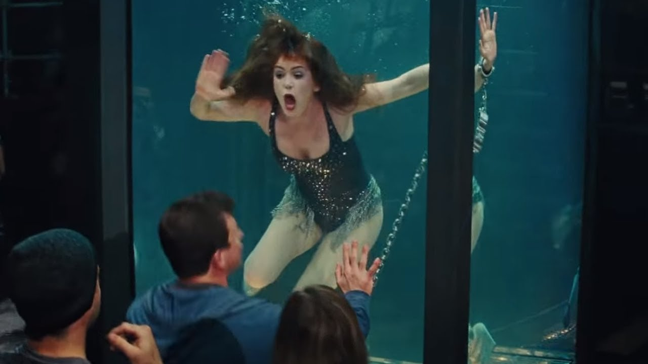 Download The Piranha Tank Scene - Now You See Me Movie CLIP