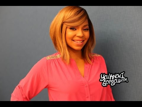 """Ashanti Interview - """"Braveheart"""" Album, Being An Independent Artist & Dealing With Hate (2014)"""