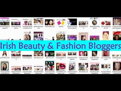 Irish Beauty Bloggers