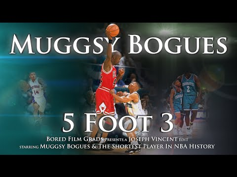 MUGGSY BOGUES - 5 Foot 3